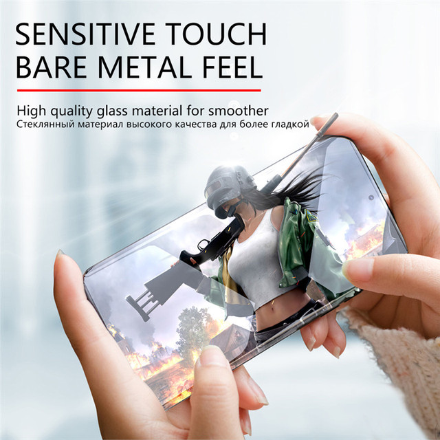 Tempered Glass For Samsung Galaxy S10 Plus Glass S9 S8 Screen Protector S20 S21 S10e 5G S 9 8 10 e Note 20 Ultra Note 8 10 9 UV 5