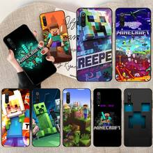 NBDRUICAI Sandbox game Mini World Роскошный Уникальный Дизайн чехол для телефона Redmi Note 8 8A 7 6 6A 5 5A 4 4X 4A Go Pro Plus Prime
