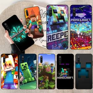 NBDRUICAI Sandbox game Mini World Luxury Unique Design Phone Cover for Redmi Note 8 8A 7 6 6A 5 5A 4 4X 4A Go Pro Plus Prime(China)