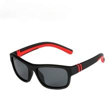 Polarized Sunglasses Goggles Resin Children's GCV Soft UV400 Secondary High-Quality