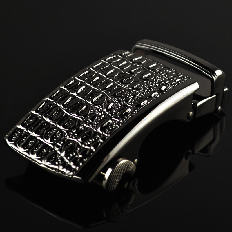 Men's Belt Head Belt Buckle, Leisure Head Business Accessories Automatic Buckle Width 3.5CM Men Belt Designer Belts LY11813-qq