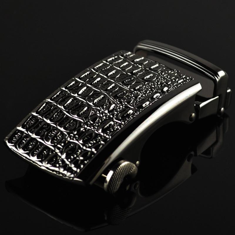 Men's Belt Head Belt Buckle, Leisure Head Business Accessories Automatic Buckle Width 3.5CM Men Belt Designer Belts LY11813-qq