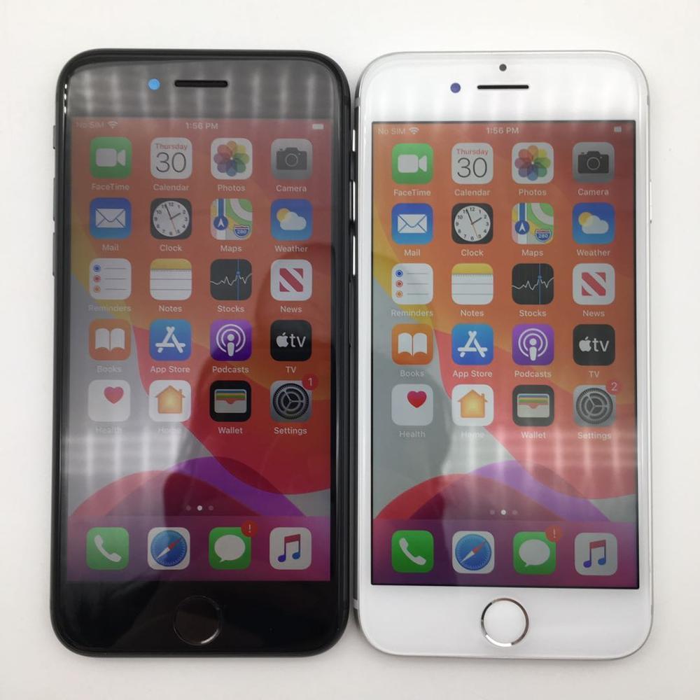 100% Original Apple iphone 8 Plus Hexa Core iOS 3GB RAM 64-256GB ROM 5.5 inch 12MP Fingerprint 2691mAh LTE Mobile Phone