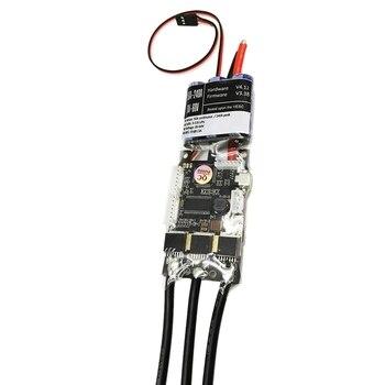 Fsesc V4 50A Sk8-Esc W/ 5V/1.5A Bec For Electric Skateboard Rc Car E-Bike E-Scooter Robot