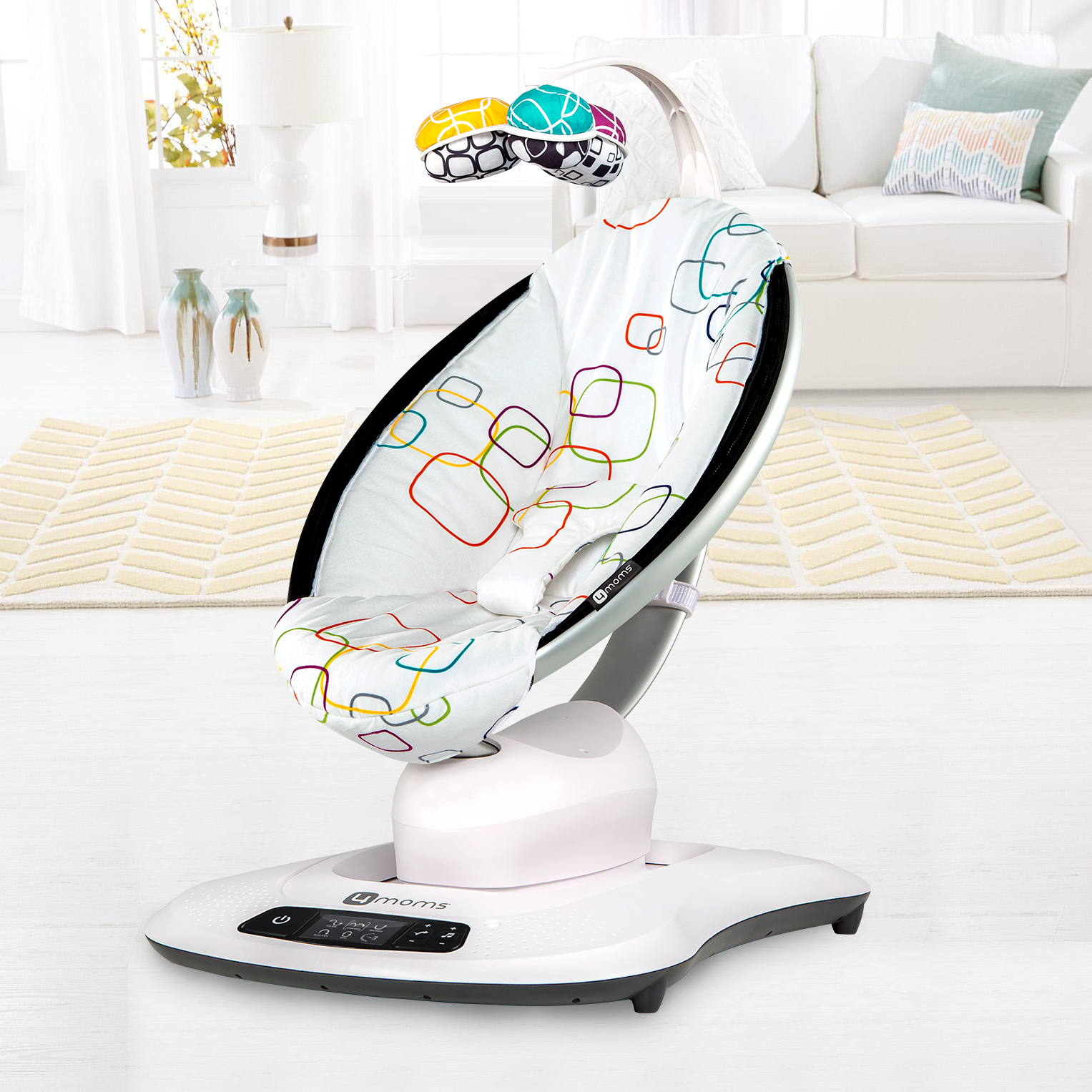 Super Luxury Electric Rocking Chair To Coax Baby Sleeping Artifact Baby Rocking Chair To Comfort Cradle Bed