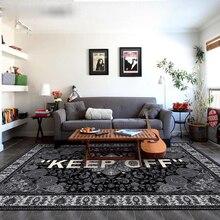 Tapis de sol pour salle de bain, paillasson de salon, chambre à coucher, décoration de canapé