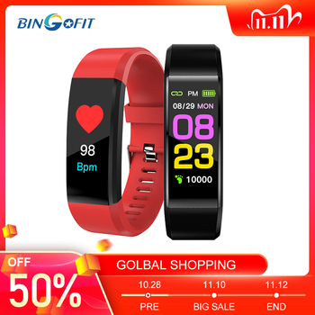 Super Smart Wristband Men's Fitness Activity Tracker Bluetooth Smart Watch Heart Rate Monitor Waterproof Kids Bracelet for Women