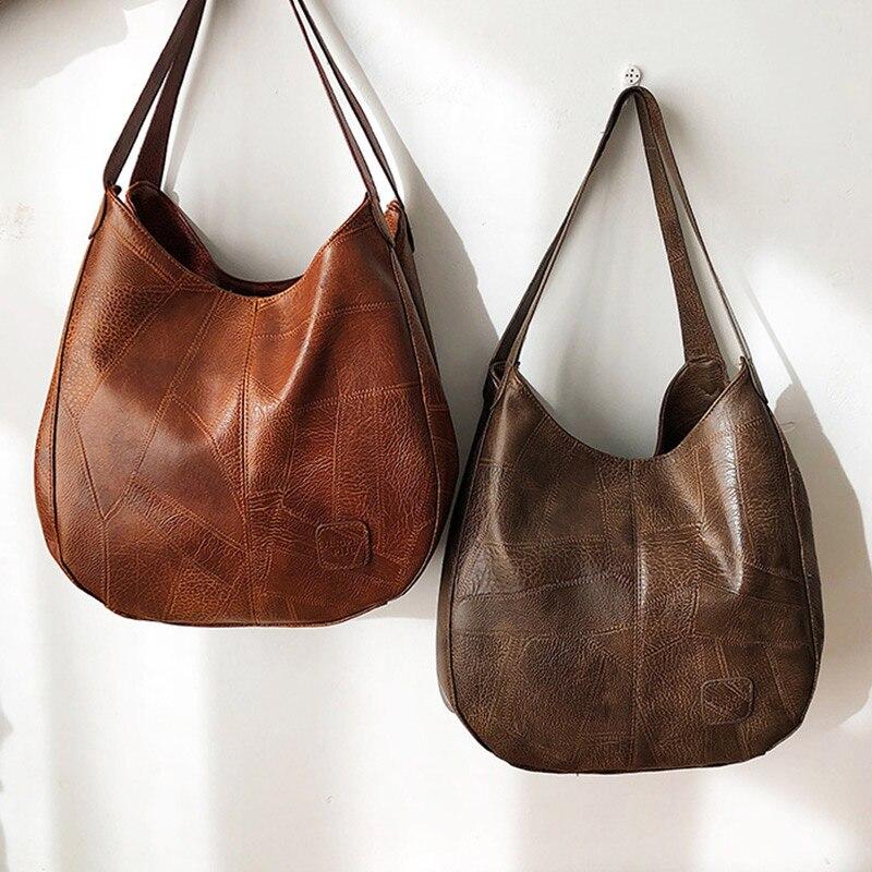 Vintage Frauen Hand Tasche Designer Luxus Handtaschen Frauen Schulter Taschen Weibliche Top-griff Taschen Mode Marke Handtasche Tasche Sac ein Haupt