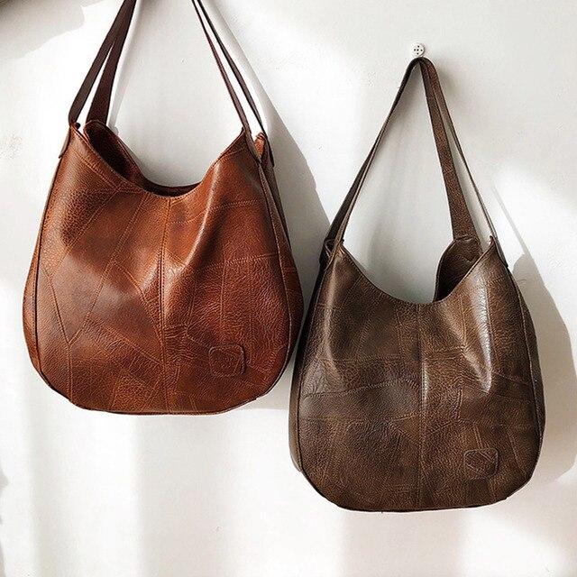 Vintage Women Hand Bag Designers Luxury Handbags Women Shoulder Bags Female Top-handle Bags Fashion Brand Handbag Bag Sac a Main