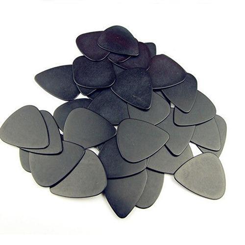 10pcs Guitar Picks Case Acoustic Electric Bass Plectrum Mediator Musical Instrument Thickness