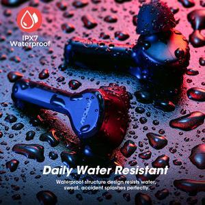 Image 3 - アップグレードmpow M9 twsイヤフォン真のワイヤレスbluetooth 5.0ヘッドホンIPX7防水イヤホンと充電ケースiphone 11 xs