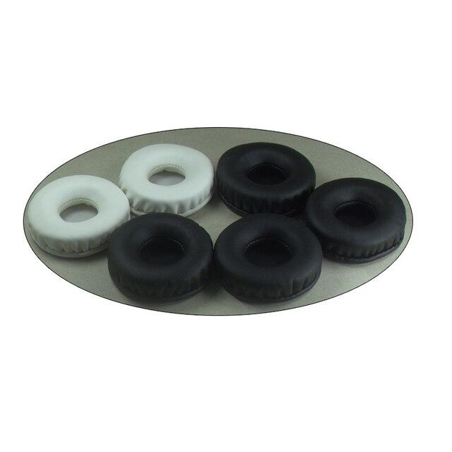 Słuchawki wymiana Earpads dla PIONEER SE-MJ21 wysokiej jakości miękkie białko skóry Wkładki do uszu poszewka dla PIONEER SE-MJ21