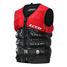 Vest Floating-Vest Boat Life-Jacket Fishing Neoprene Drifting Surfing Children's Buoyancy