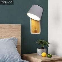 Artpad 7 Вт нейтральный белый светодиодный настенный светильник