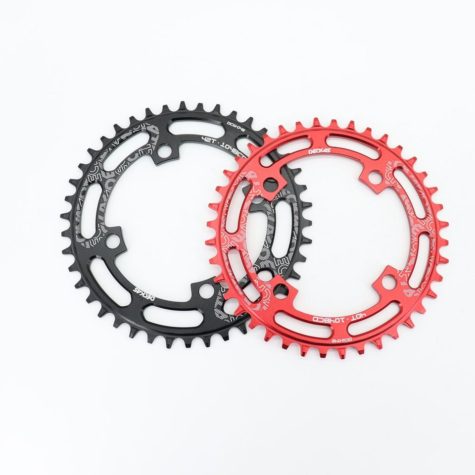 104mm BCD Chainring VGC alloy 33 44 48 Tooth