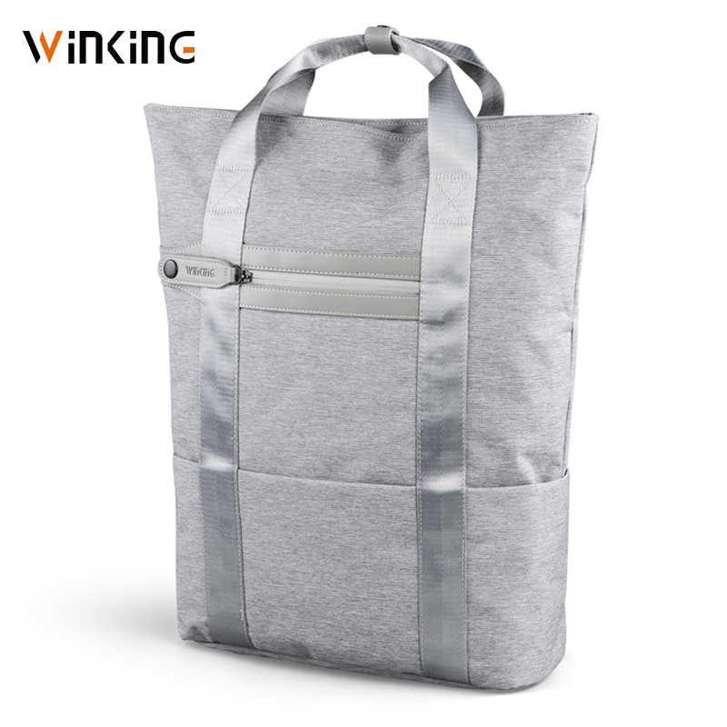 """Kingsons 15 """"laptop sırt çantaları erkek moda Anti hırsızlık sırt çantası okul gençler kısa seyahat rahat sırt çantaları erkekler için 2019 kadın"""
