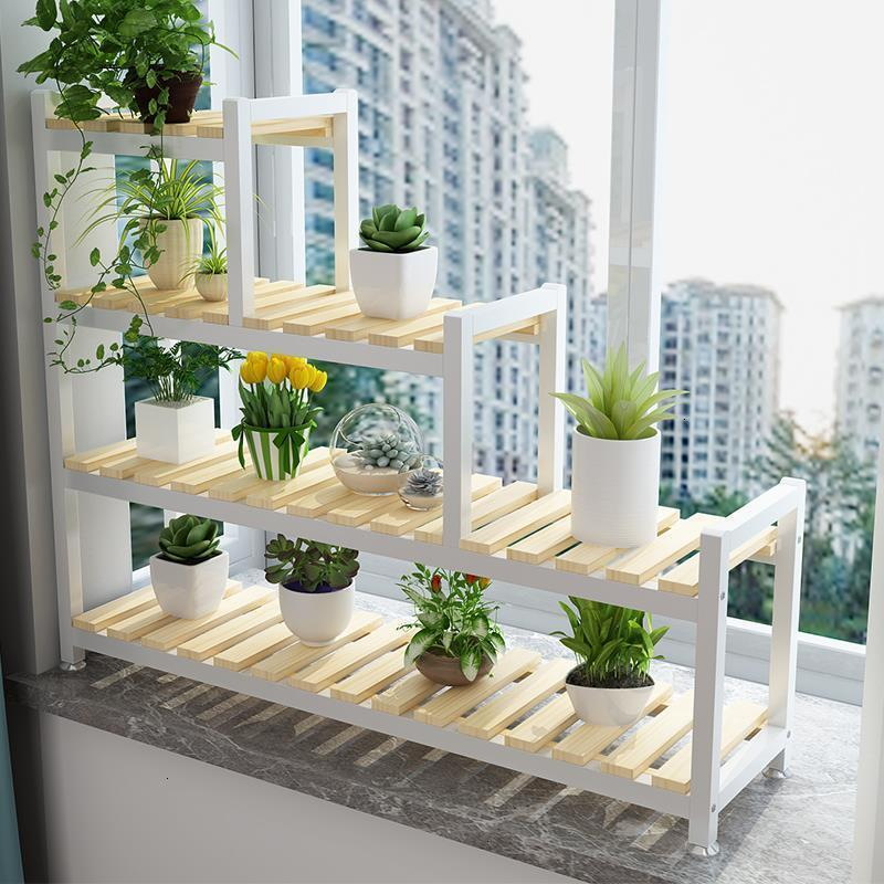 Soporte iç Repisa için Etagere Plante Estante Para Plantas Dekoration balkon çiçek rafı Stojak Na Kwiaty bitki rafı