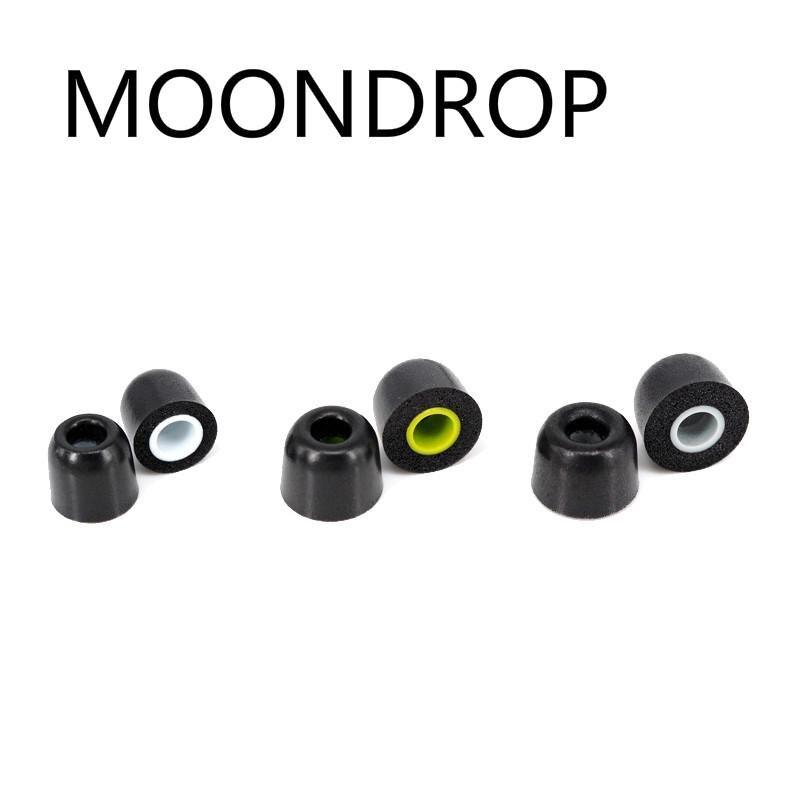 Moondrop MIS-Tip Sponge Eartips for KXXS/ Spaceship/S8 Earphones(2 pair)