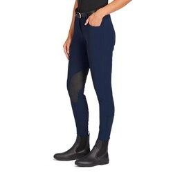 Pantalon d'équitation pour femmes équipement équestre femmes culottes respirantes cheval extérieur Strech dames pantalon grande taille