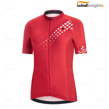 цена на Women Cycling Jerseys Road Bike Jersey MTB Bicycle Wear  Ropa Ciclismo Quick Dry Breathable Anti-UV