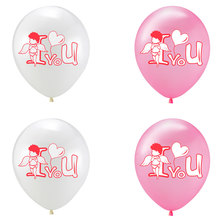 12inch Valentine Day Latex Balloon Cupid Love Balloon Wedding Party Decoration Mariage Anniversaire Decoration Party Balloons