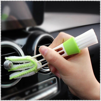 Car accessories Cleaning Double Side Brush for lada-NIVA Closed Off-Road Vehicle TAIGA 110 VEGA 112 image