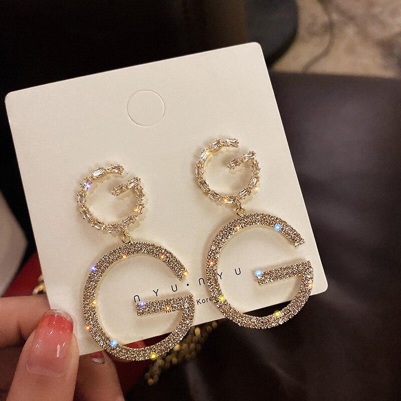 TFF | Luxury 2020 Go-Getter Drop Earrings 2