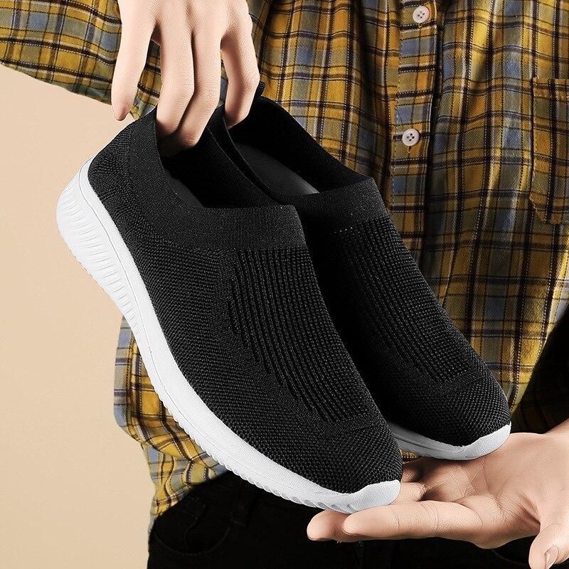 Women Casual Shoes Fashion Breathable Walking Flat Shoes Sneakers Women 2020 Vulcanized Shoes Female Footwear
