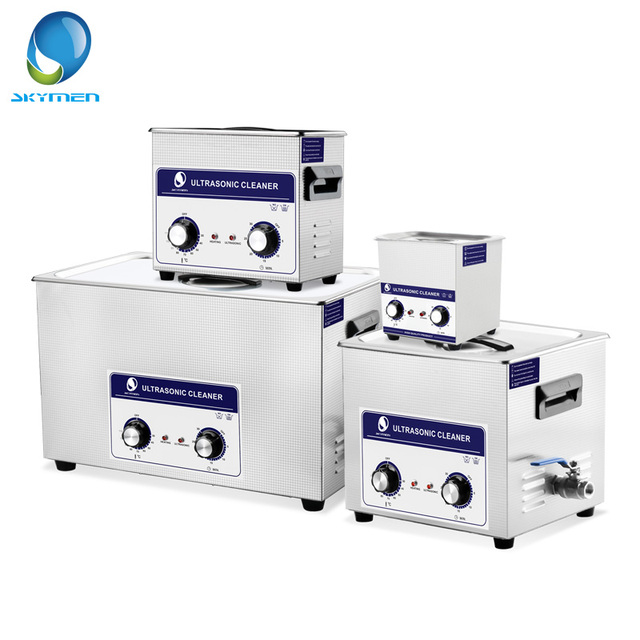 Skymen 2 30L 600W Ultrasone Reiniger Bad Injector Motor Auto onderdelen Medische Lab Ultrasone Reinigingsmachine Pcb Cleaner Wassen