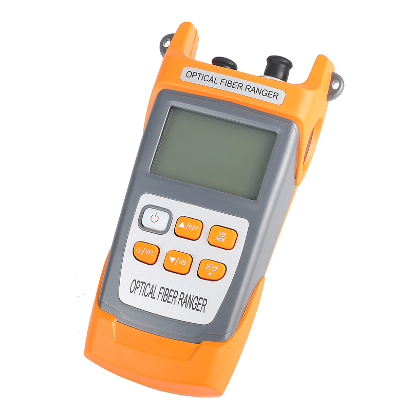 Image 3 - COMPTYCO  AUA328 Handheld OTDR 60km Optical Fiber Ranger Fiber optic cable obstacle detector 1550nm Fiber breakpoint tester-in Fiber Optic Equipments from Cellphones & Telecommunications