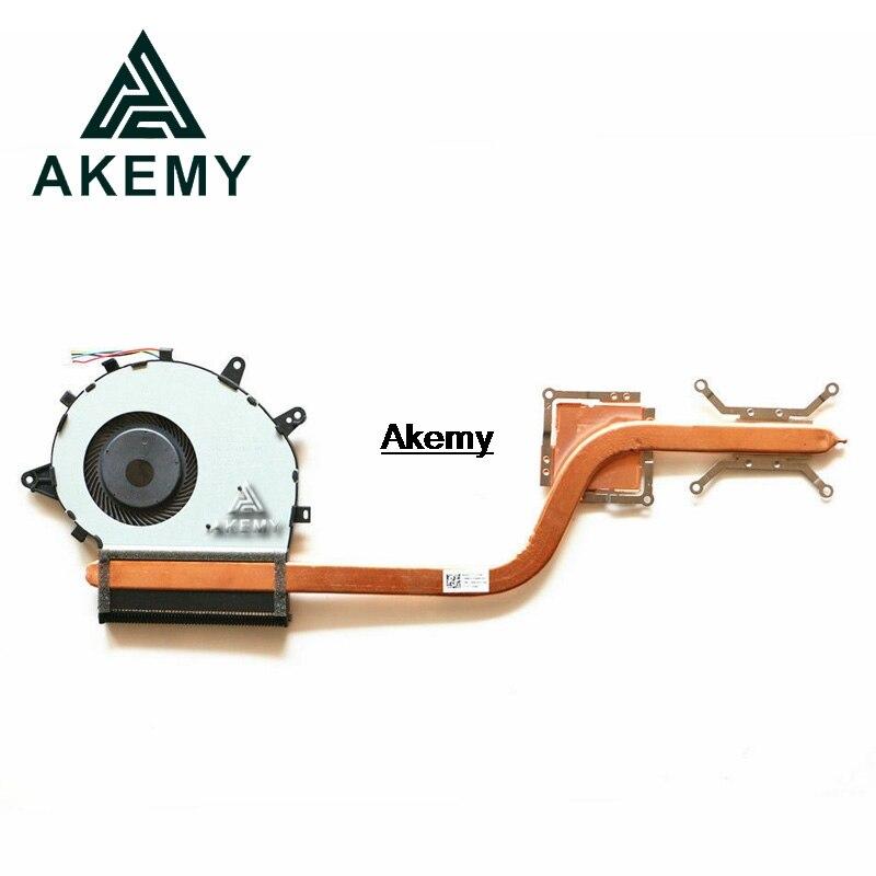 Asus Q524U Cooling Heatsink and Fan 13NB0CE0AM0201 NS85B01-15M20