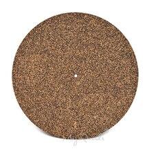 3 millimetri di Sughero e Gomma Giradischi Piatto Zerbino Antiscivolo Zerbino Anti Statico Per LP Record di Vinile di Alta Quatilty