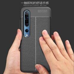 Case For Xiaomi Mi10 Pro 5G Case Cover Soft Silocone Bumper Shockproof Back Cover For Xiaomi Mi 10 Mi10 Pro Global Fundas Case 3