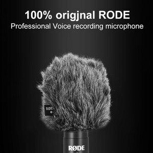 Image 2 - Original Ritt VideoMicro Auf Kamera Mikrofon Vlog Stimme Aufnahme Mic Interview Mikrofon für Canon Nikon Sony DSLR Smartphone