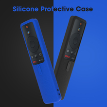 SIKAI for Xiaomi MI BOX TV BOX S Smart TV 4K Ultra HD Remote Controller Covers For Xiaomi s Silicone Shockproof Protective Case все цены