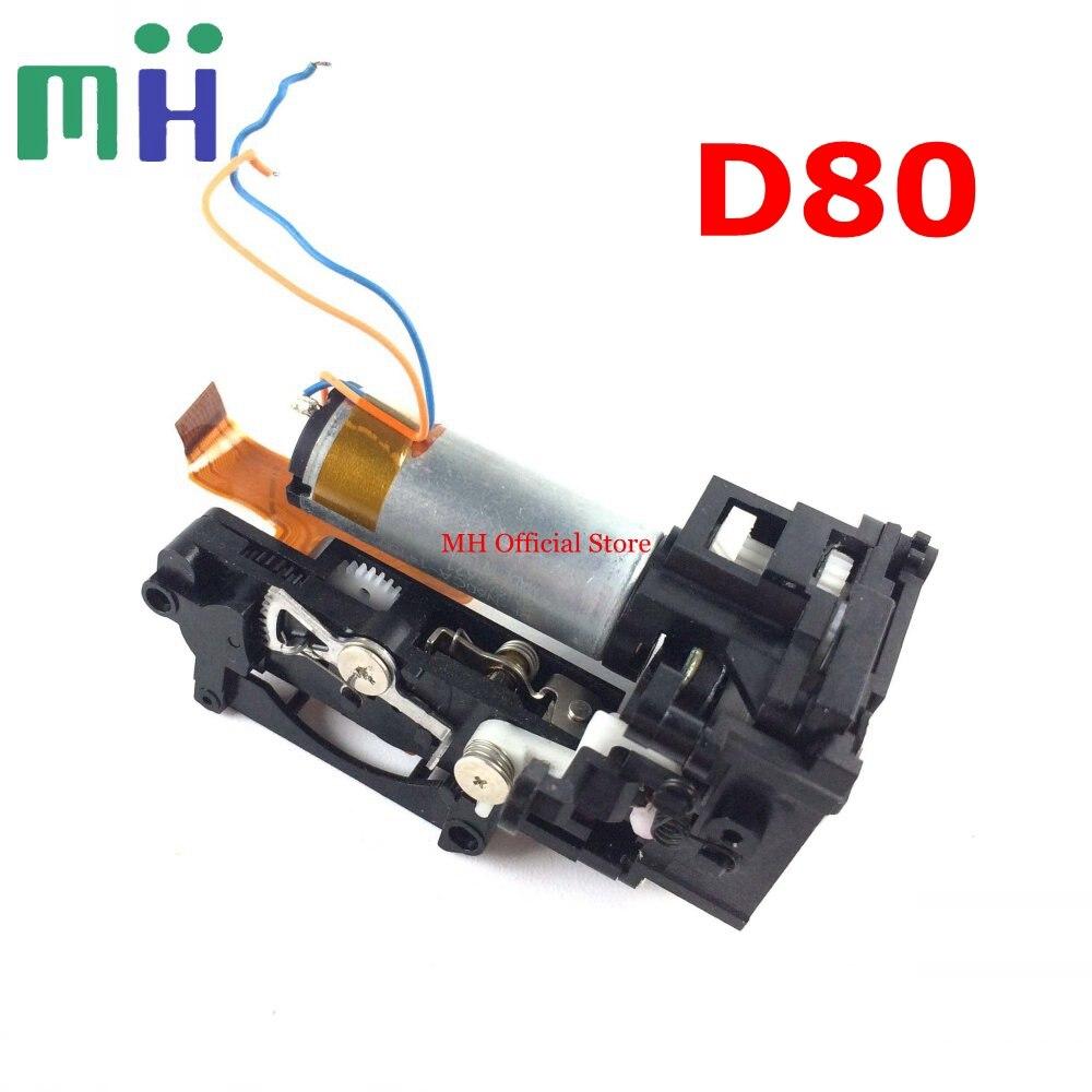 For Nikon D80 Aperture Control Motor Assembly Diaphragm Unit Camera Repair Spare Part