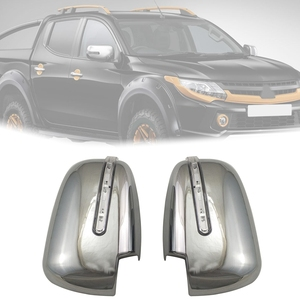 Car Rear View Mirror Cover wit