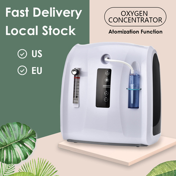 TTLIFE Oxygen Concentrator Machine 1-6L/min Adjustable Portable for Home and Travel Use Without Battery - discount item  30% OFF Household Appliances