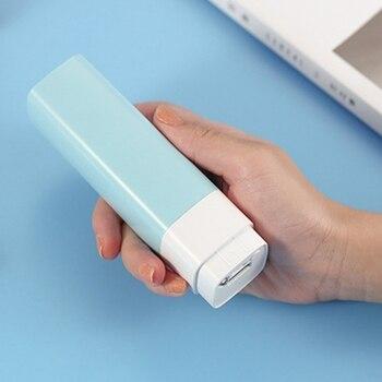 מיני טעינת אוצר מאוורר Usb קטן מאוורר חשמלי חדש נטענת נייד תכליתי מחזיק יד מתקפל מאוורר