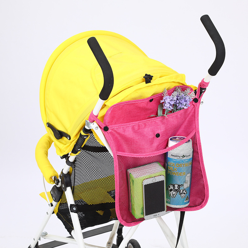 Baby Diaper Bag Net Bag Travel Maternity Small Wet Bags For Mommy Storage Stroller Accessories Universal Baby Care