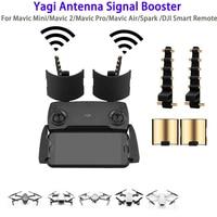 Yagi-antenne Verstärker Signal Booster für DJI Mavic Mini se Funken 2 Pro Zoom FIMI X8 SE 2020 Fernbedienung range Extender