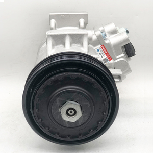 Image 3 - For Toyota AC Air Conditioning Compressor TSE14C For Toyota Wish 1.8L Corolla 2010 447260 3373 883106 8030 8831068030 4472603373