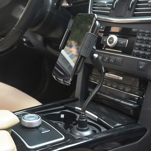 Universal Car Telephone Stand Cup Holder Drink Bottle Mount Support Smartphone Mobile Phone Accessories This is One Holder