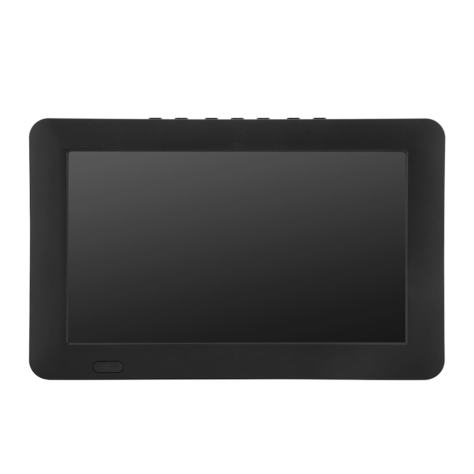 9 Inch HD Portable Digital TV DVB-T2 ATSC ISDB-T TDT Analog Mini Small Car Television Support USB SD Card MP4 AC3 18