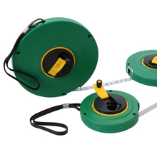 50m tape measure retractable 30m measuring metre ruban professional 20m measurement woodworking tools miary measurement meetlint