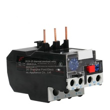 цена на Jr28-25 thermal overload relay lr2-d13 conversion contact 0.1-25a thermal relay