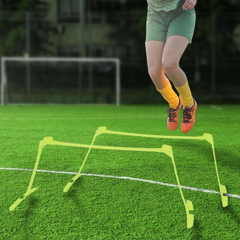 Adjustable Height Speed Hurdles Speed Training Hurdle Agility Training Aids