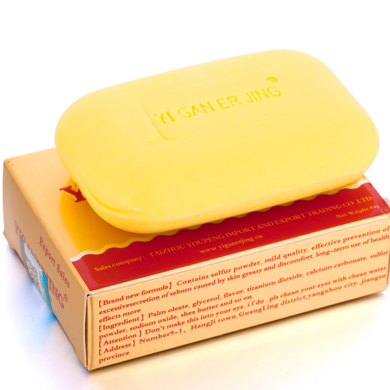 Бренд yiganerjing Sulphur Soap and +Herbal Cream Skin Condition Acne Psoriasis Cream Seborrhea Eczema Anti Fungus 33C11Z