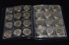 120 pc/exquisito libre de colección de monedas conmemorativas profesjonalna lista relojes chinos