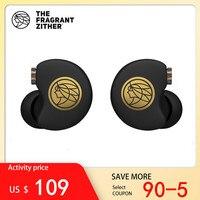 TFZ No.3 Headphone 0.78 mm 2pin Third Generation Unit In Ear Headphone Dynamic Driver Transparent Sport HiFi Detachable Earphone